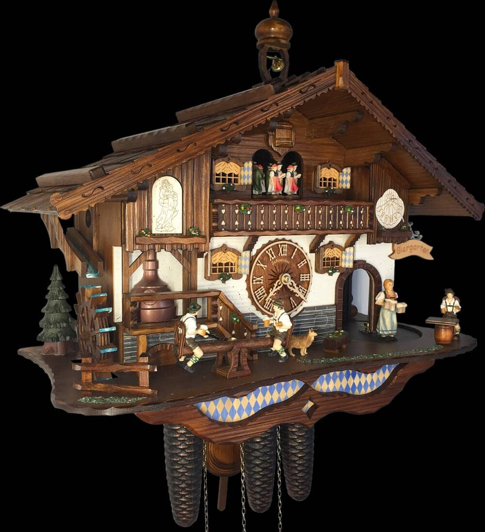How to make a cuckoo clock